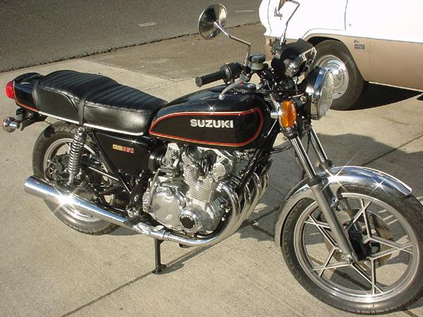 suzuki gs - all motorcycles in the world